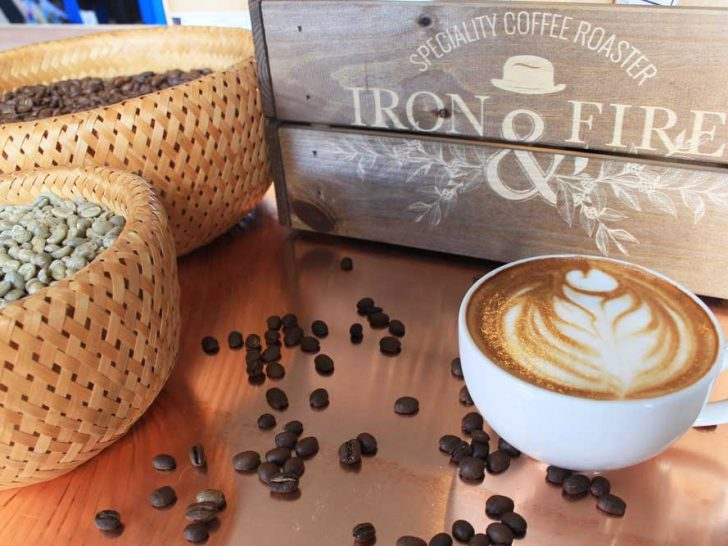 Iron & Fire Speciality Coffee Beans