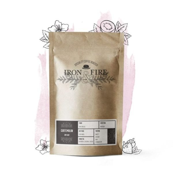 Guatemalan hand roasted speciality coffee