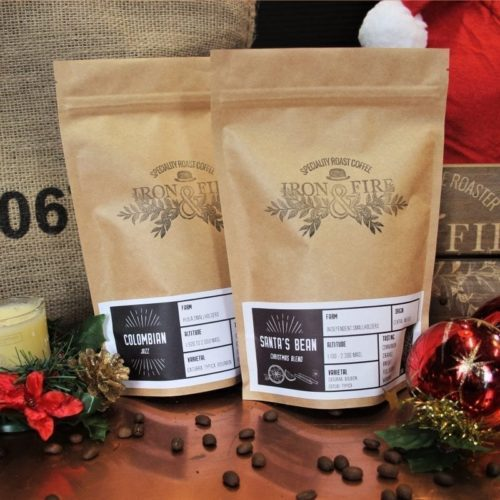 christmas selection box - limited edition coffee christmas blend - coffee lover's gift